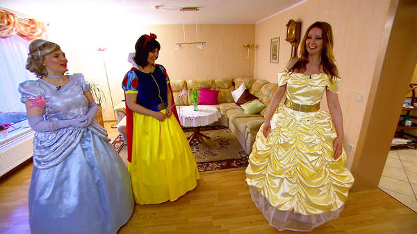 Prinzessinnenträume