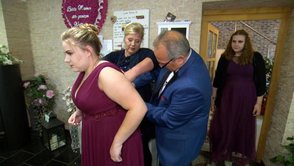 Sarafinas und Peters Hochzeit steht vor der Tür