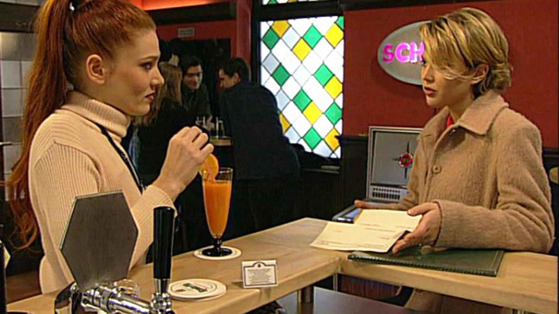 Jennifer soll für Sven ein großes Opfer bringen.