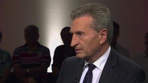 Oettinger vs. Otte