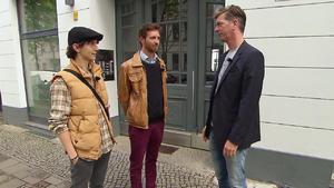 Zickenkrieg in Berlin