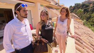 Mit Rebecca und Julio in Marbella