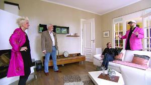 Alle wollen die Luxus-Villa