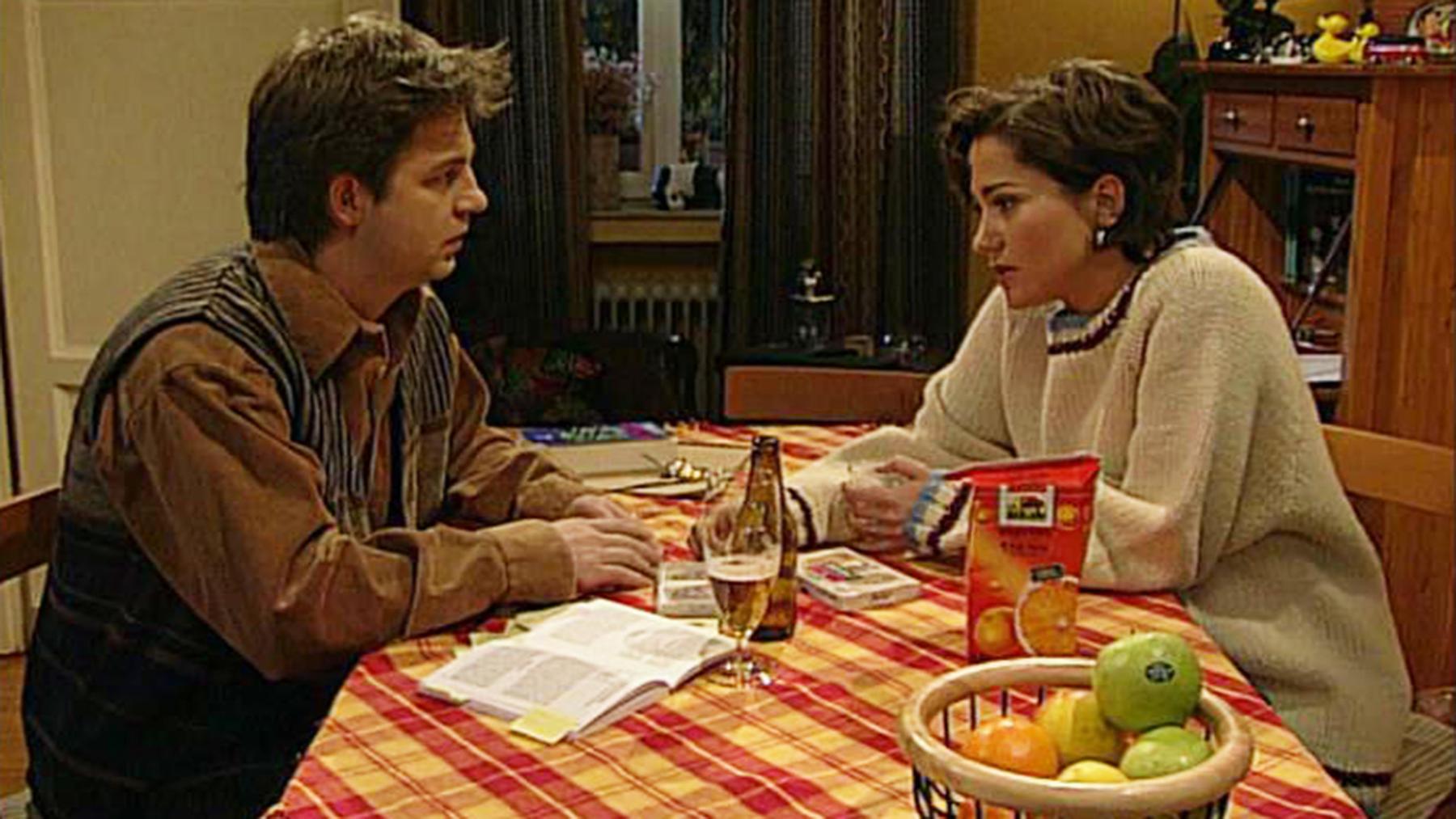 Calabrese stellt Chris und Corinna eine tödliche Falle.