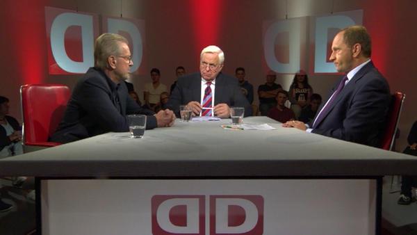Jürgen Todenhöfer vs. Alexander Graf Lambsdorff