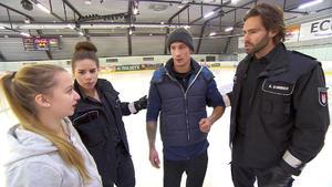 Trainer attackiert Schülerin in Eishalle | Die Hand im Boden | Flitterwochen in Gefahr | Flucht im W