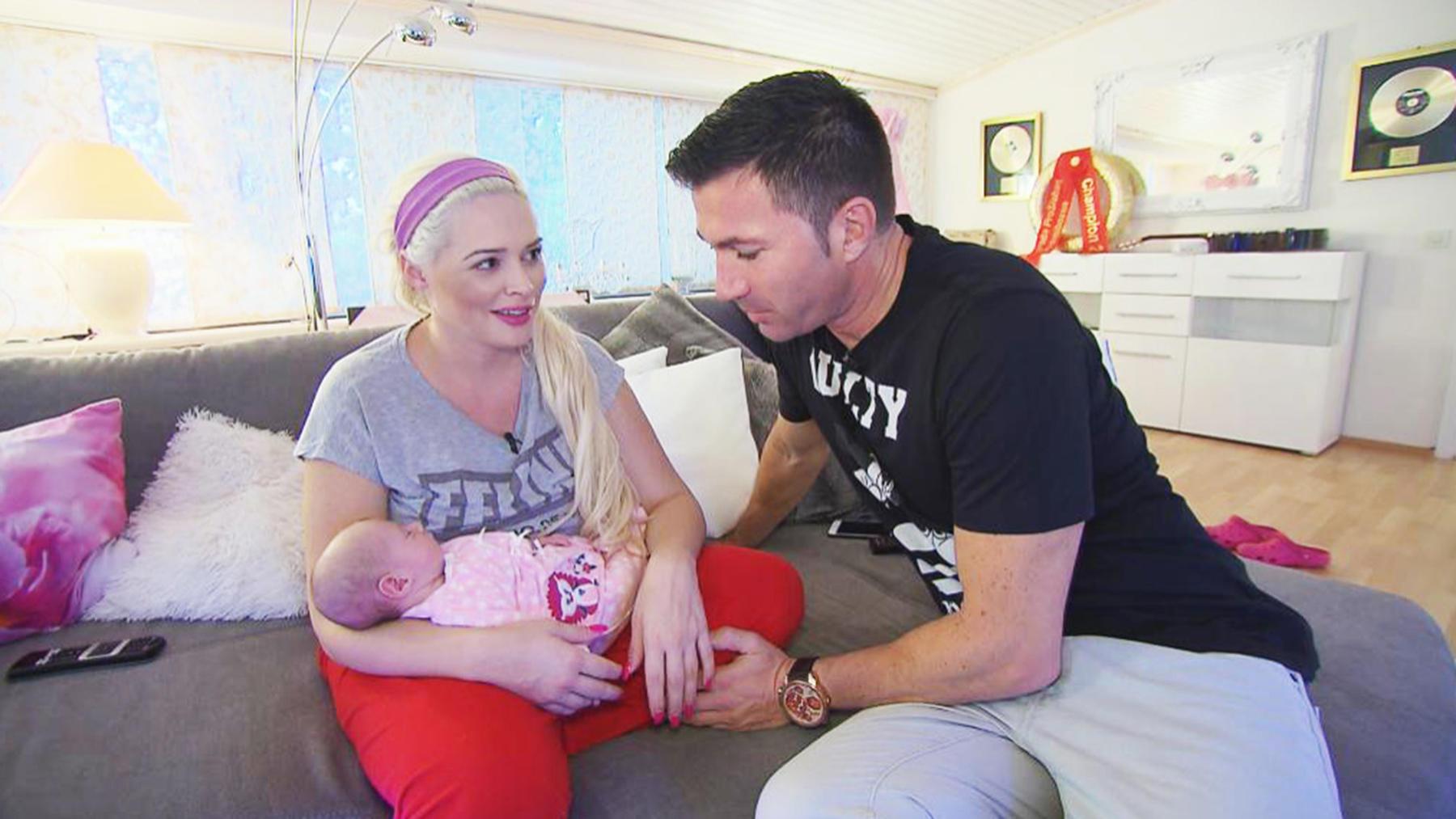 Der Kampf gegen die Babypfunde