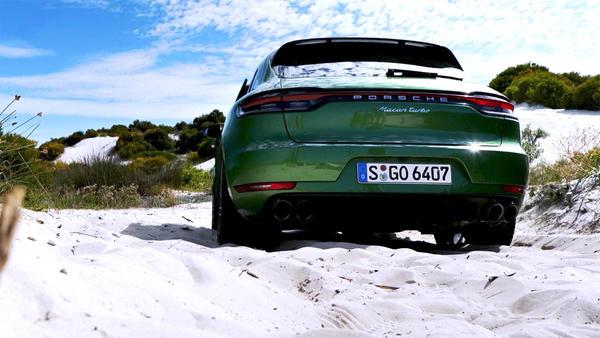 Thema heute u.a.: Porsche Macan Turbo
