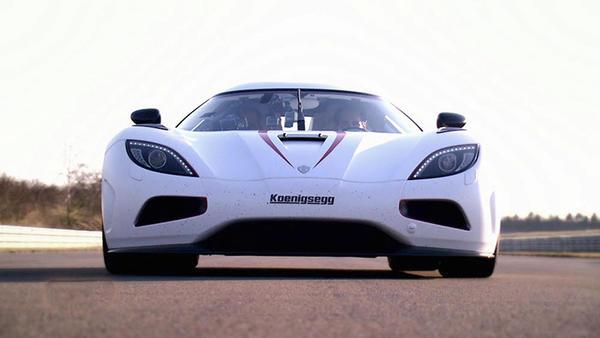 Die extremsten Sportwagen der Welt