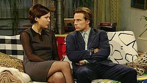 Margot bekommt mit, wie Lydia mit Philip flirtet.