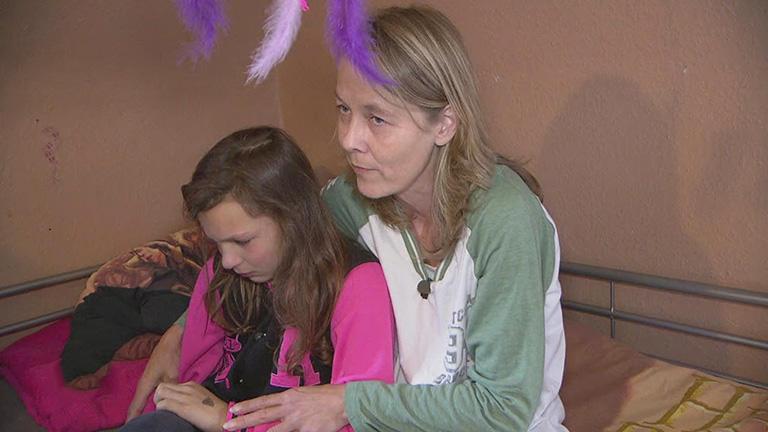 Sowhl Britta als auch ihre Tochter leiden an ADHS