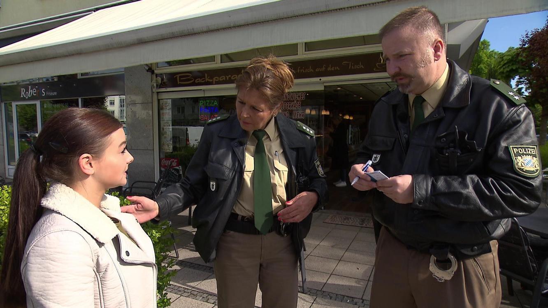 Folge 14 vom 16.03.2021   Die Straßencops - Jugend im Visier   Staffel 5   TVNOW