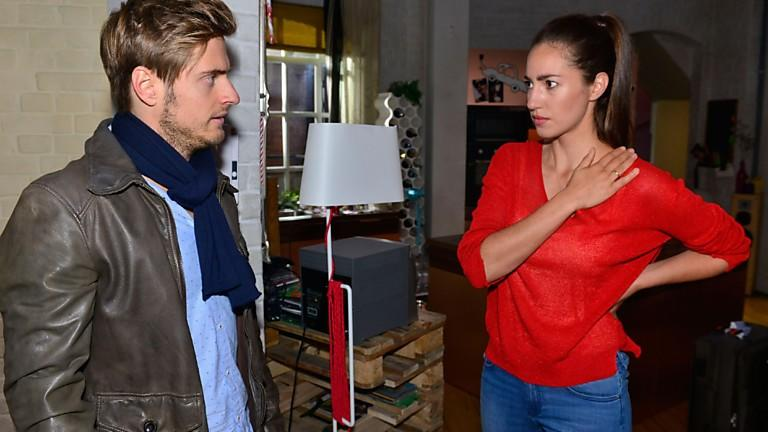Jasmin plant Familienzuwachs mit Frederic