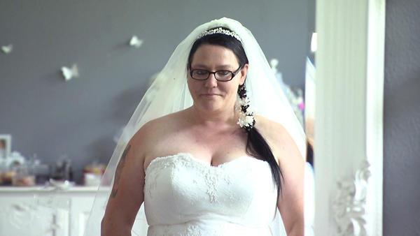 Ausnahmesituation im Brautladen