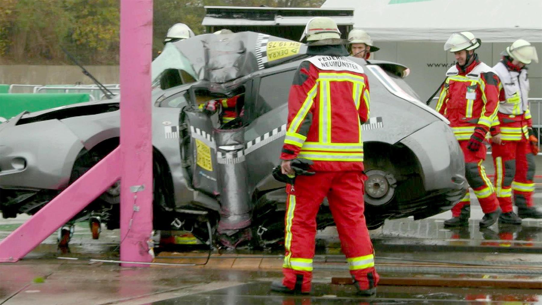 Thema heute u.a.: E-Auto Crash mit Andi
