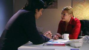 Kann Celine Mike wirklich mit Hilfe einer Falschaussage retten.