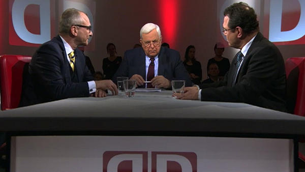 Hans-Peter Friedrich vs. Volker Beck