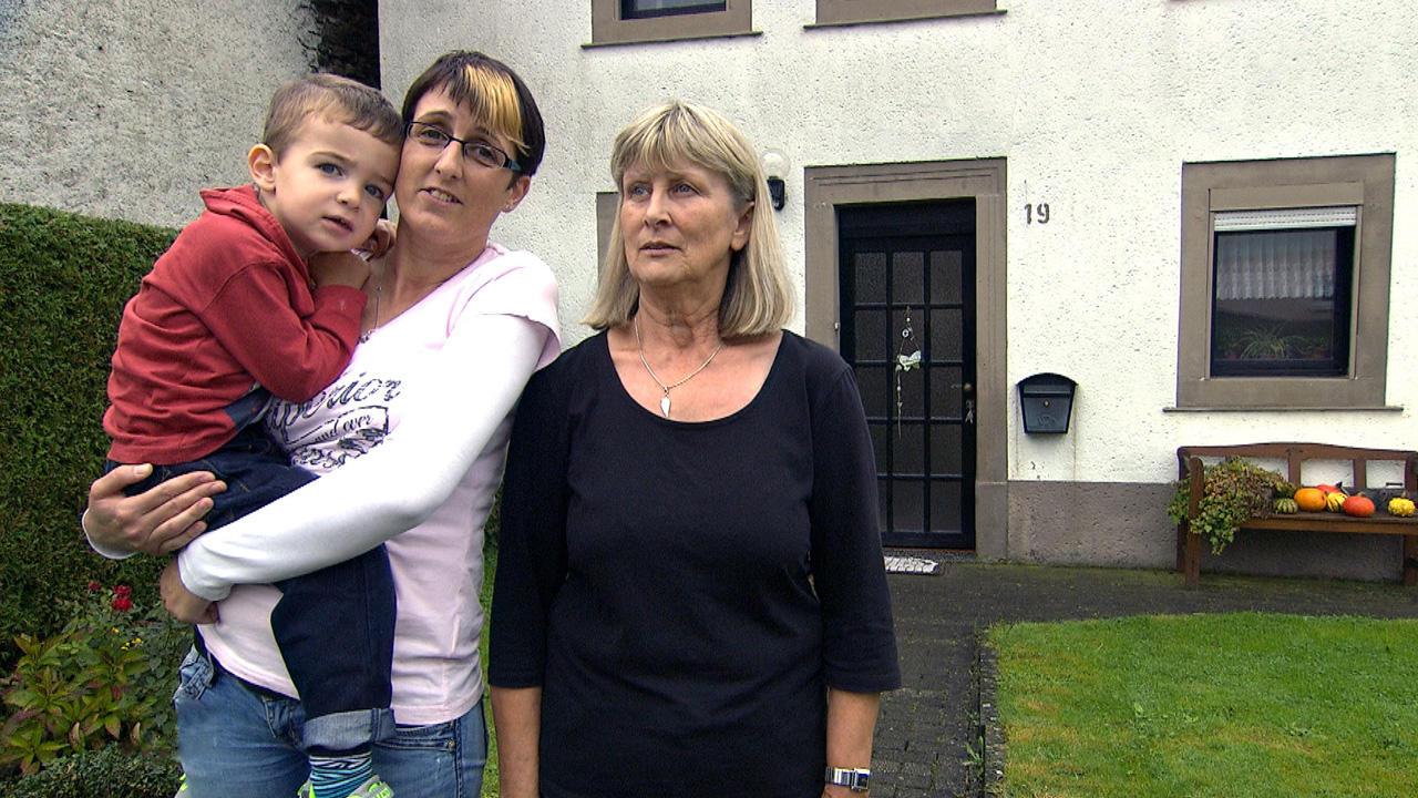 Eva Brenner und das Team helfen Nina und ihrer Familie