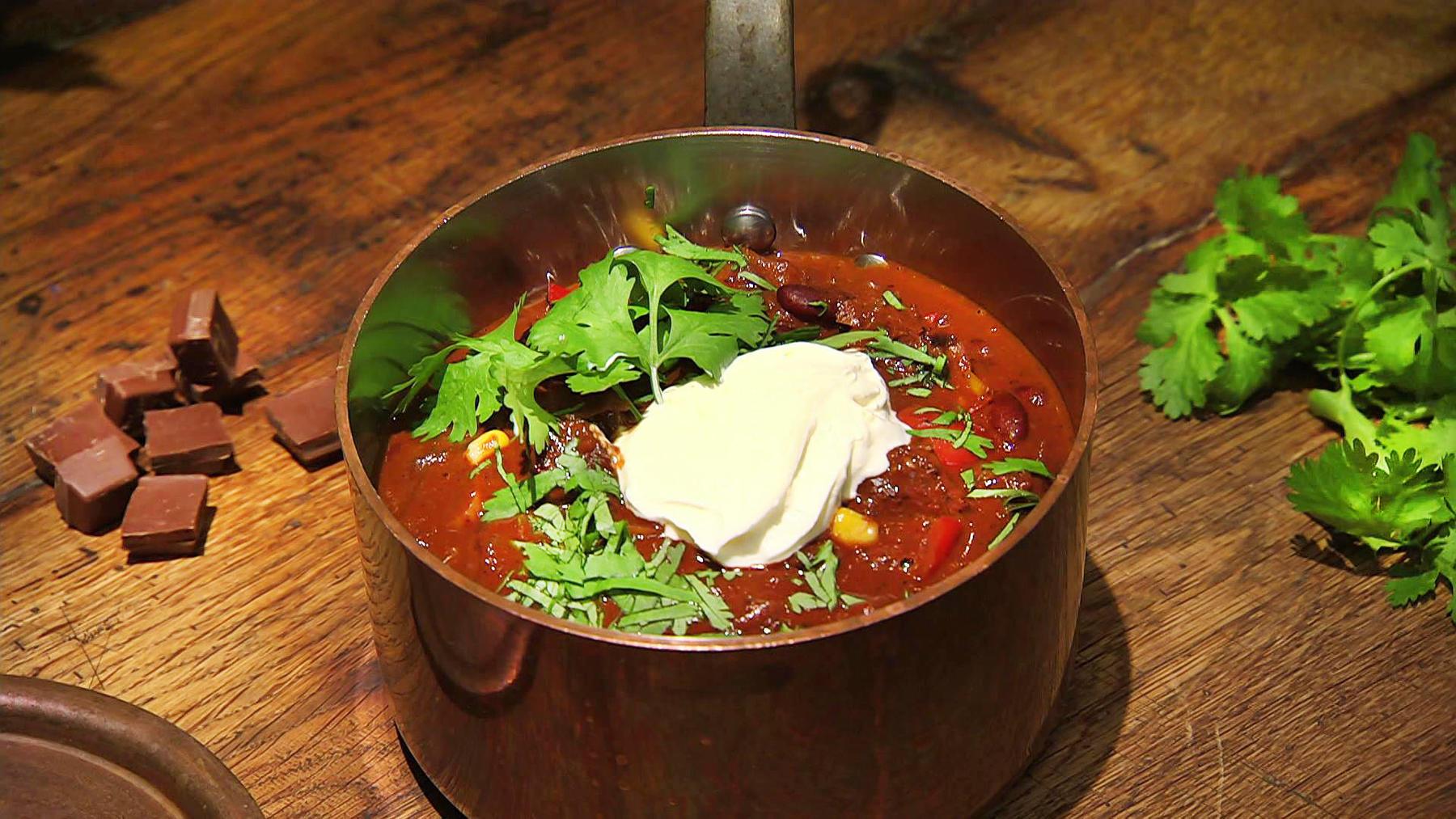 Süße Würze - Herzhafte Gerichte mit Vanille, Schoko und Zimt | Folge 53