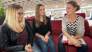 Olaf und Sabine wünschen sich ein ruhiges Leben mit ihren Kindern