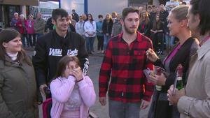 Nach dem Tod von Mutter Sandra stehen Vater Uwe und die drei Kinder vor einem Scherbenhaufen