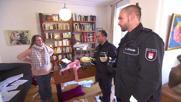 Einbruch bei Lehrerin | Ehedrama in Pfandleihhaus | Fälschliche Anzeige an Luca wegen Belästigung |