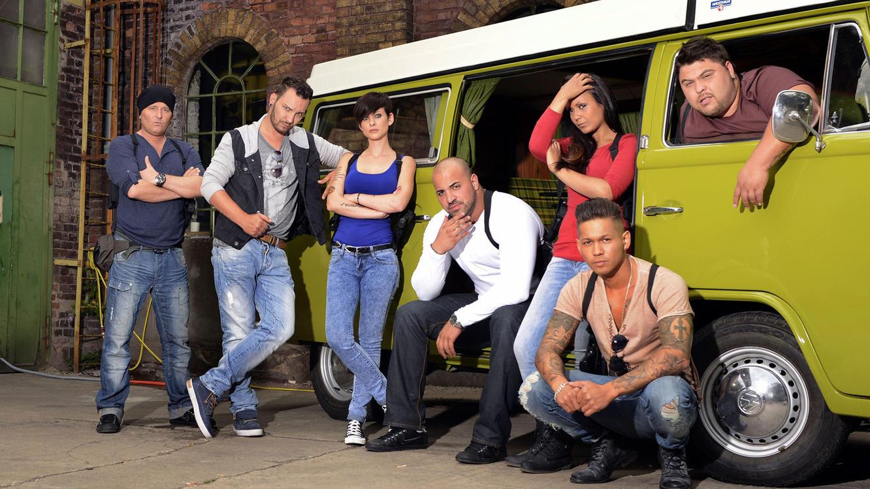 Folge 26 vom 11.11.2020   Die Straßencops - Jugend im Visier   Staffel 5   TVNOW