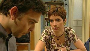 Marlis' Eifersucht auf Aylin steigert sich immer mehr.