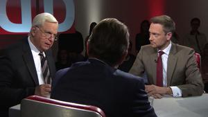 Christian Lindner vs. Ralf Stegner