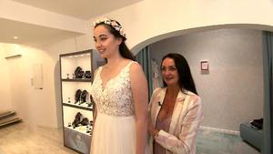 Kein Brautfeeling bei der Braut