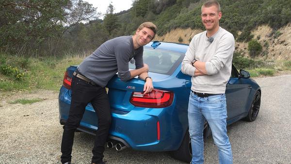 Der neue BMW M2 im Stuckbrüder-Check