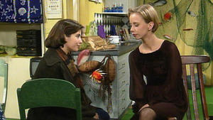 Katja und Matthias machen sich Sorgen um Beatrice.