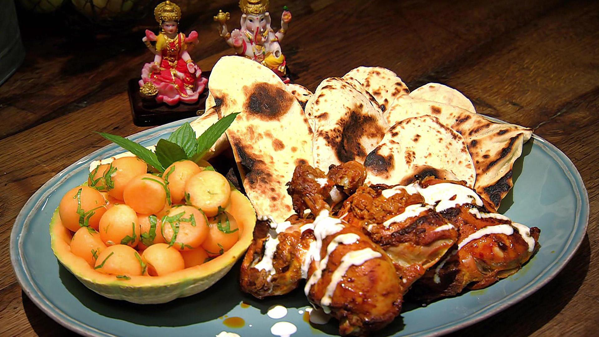 Buntes Bollywood - Indische Küche für Einsteiger