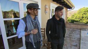 Ein Hollywood-Star auf Mallorca?