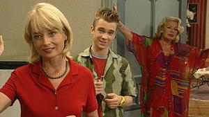 Lona hilft Gregor und Sebastian aus der Patsche.