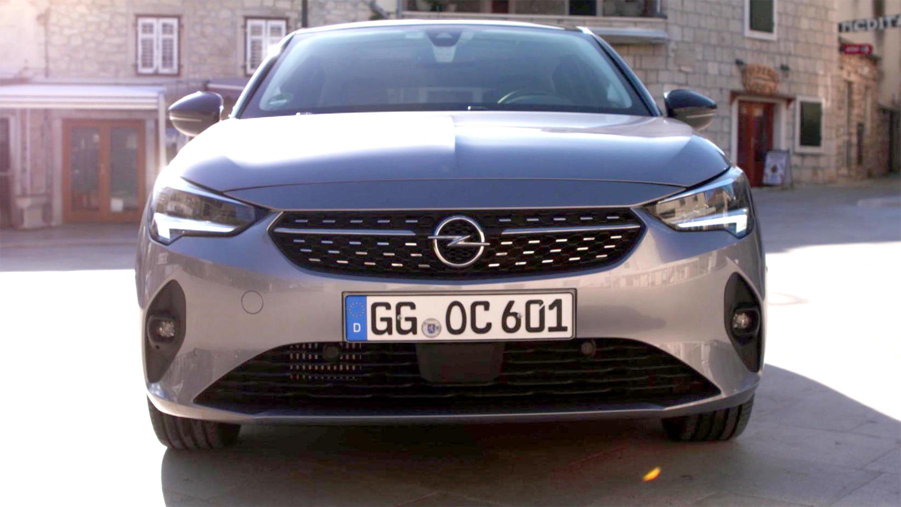 Thema heute u.a.: Fahrbericht Opel Corsa mit Andi
