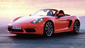 Der neue Porsche 718 Boxster