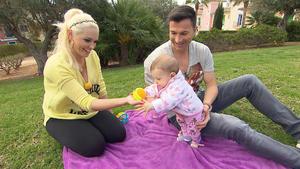 Daniela und Lucas engagieren einen Tanztrainer