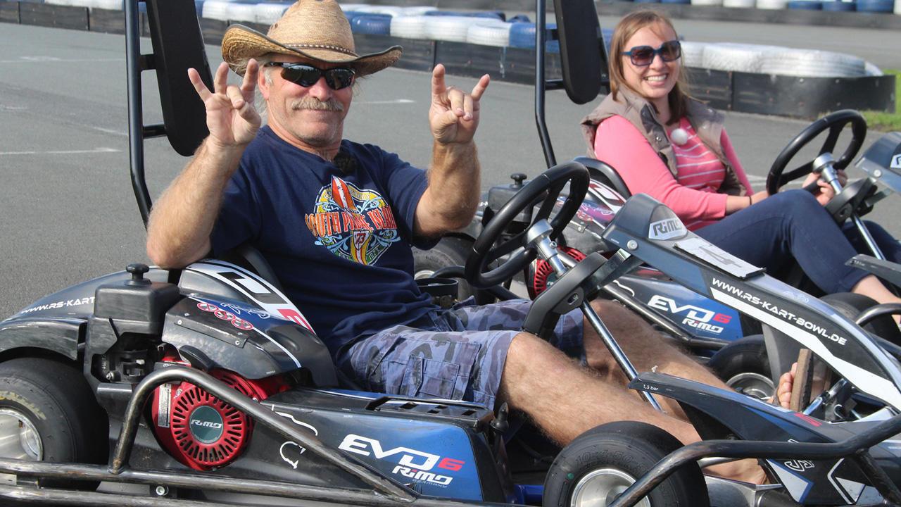 Kartfahren, Klettern, Strandbuggy… | Folge 9