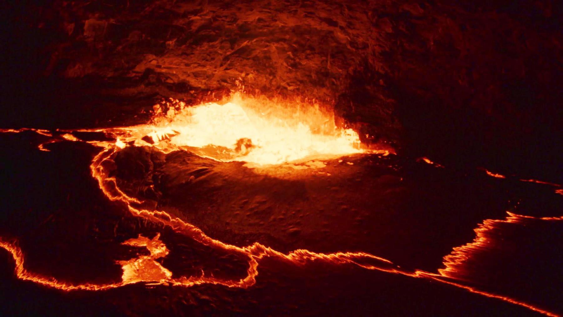 Aus Feuer geboren