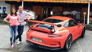 Roadtrip nach Italien: Porsche GT3 RS vs. Lamborghini Huracán