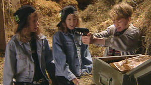 Tina plant eine Intrige, um Mascha Heiko auszuspannen.