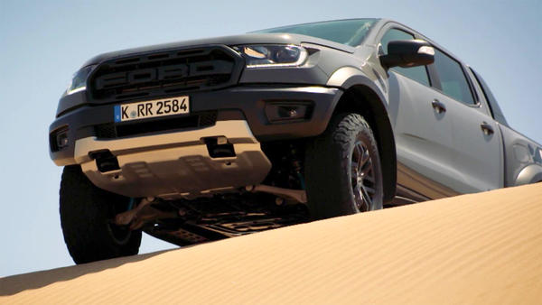 Heute u.a.: Fahrbericht Ford Ranger Raptor mit Lance