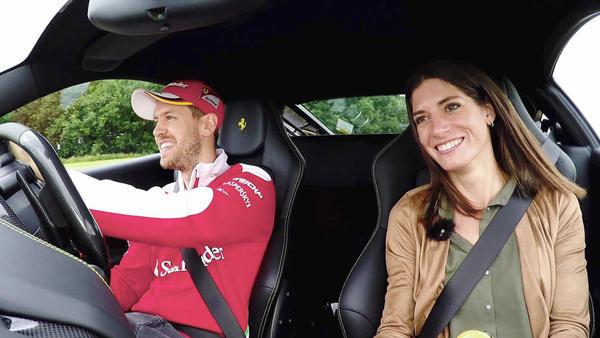 F1-Weltmeister Sebastian Vettel