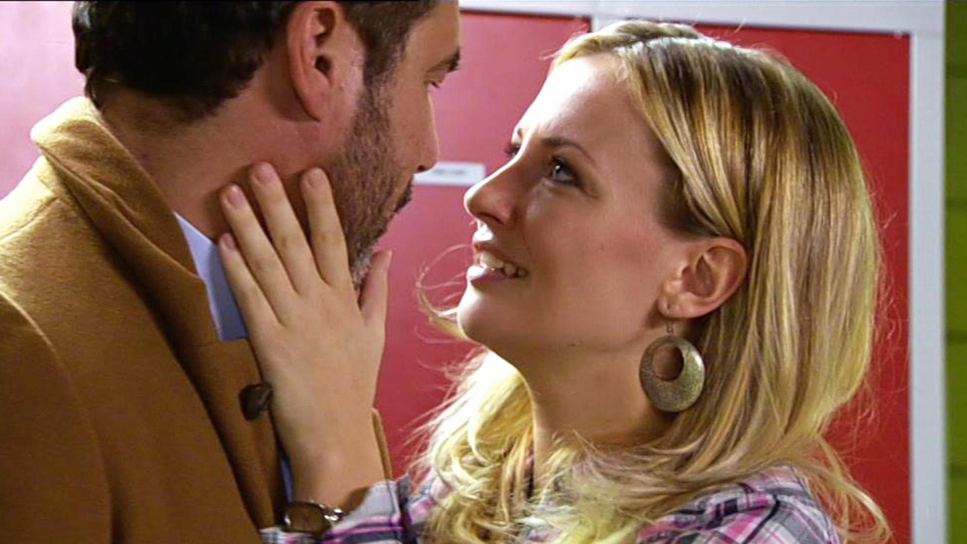 Katja beschließt, wegen Ben in Essen zu bleiben.
