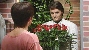 Rebecca stellt fest, dass sie Robert wirklich liebt.
