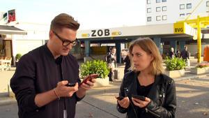New Mobility Test: Wie funktionieren die Fahrdienst-Apps