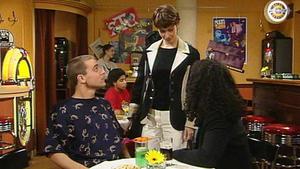Clemens' Rückkehr beendet Andys Karriere als Hotelier.