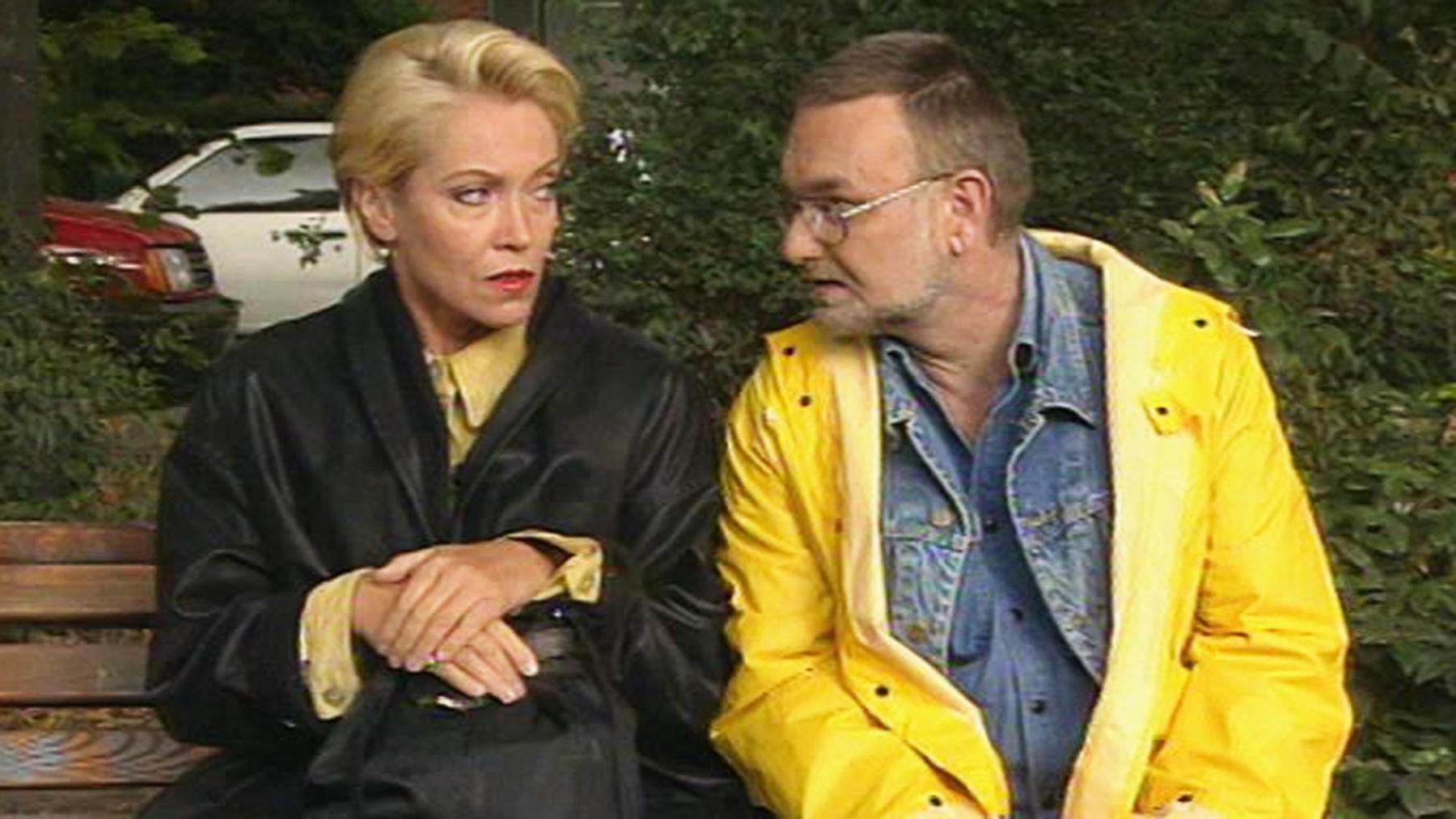 Gerner inszeniert eine böse Intrige gegen Rebecca.