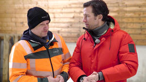 Heute u. a.: Reportage Rost mit Andi